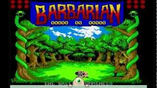 Barbarian - Atari ST