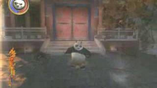 Kung Fu Panda PC demo gameplay