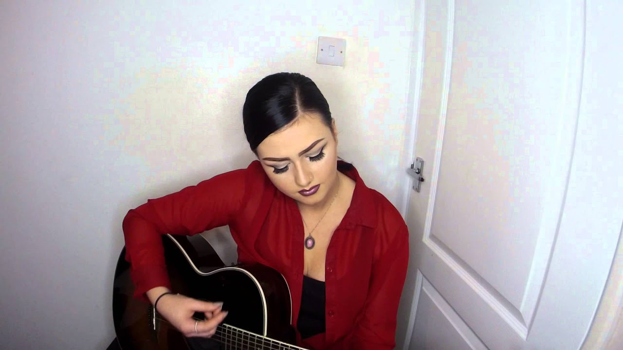 I Wanna Grow Old With You The Wedding Singer Jodie Fitzgibbon Cover