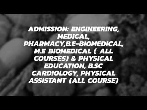 Admission Engineering & Medical