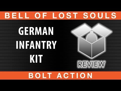 BoLS Unboxing | German Infantry | Bolt Action