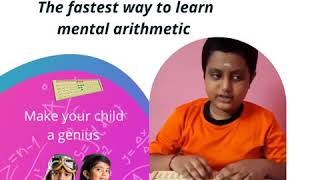 The fastest way to learn mental arithmetic