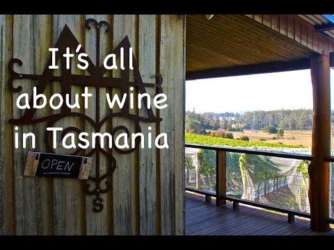 Australian Wine Tour To Moores Hill Winery, Tamar Valley, Tasmania