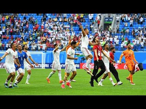 مونديال روسيا: بوهدوز يسجل هدفا ضد مرماه ويمنح الفوز للمنتخب الإيراني…  - 21:21-2018 / 6 / 15