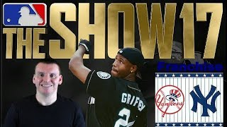 MLB The Show 17 (PS4) Franchise as Yankees 2024 Game 35