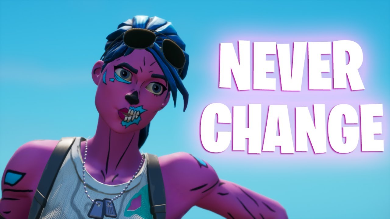 "Fortnite Montage - ""NEVER CHANGE"" 🥀 (Dustystaytrue)"