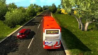 Ekushey | Noakhali to Dhaka | Euro Truck Simulator 2