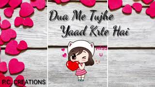 Yaara Song Whatsapp Status || Mamta Sharma || Manjul Khattar || Arishfa Khan ||