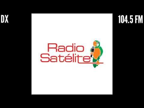 (DX) Radio Satélite 104.5 MHz FM, Tegucigalpa, Francisco Morazán
