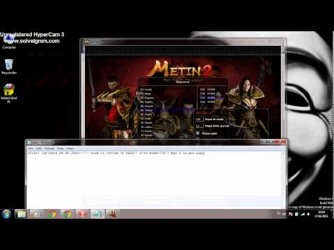Metin2Ro Mod PL New Update Official 09.04.2014