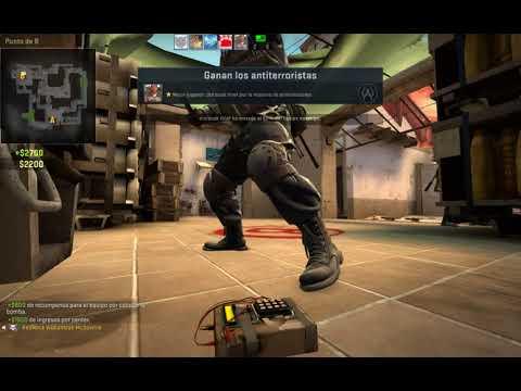 Al ras de la victoria!!! Counter Strike Global Offensive.#3