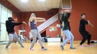 @albertodnz | Alberto Blanco / Jazz-Funk Choreography / Britney Spears - Gimme More