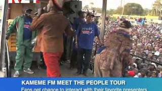 Kameme FM Meet The People Tour