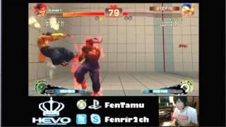 mcz daigo umehara evil ryu vs fenrir yun 1 2