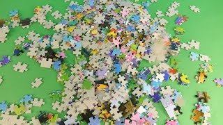 A Lot Of Puzzles. We collect puzzles