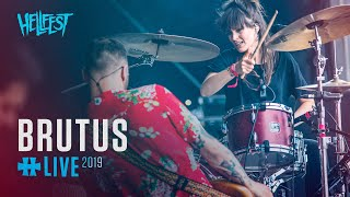 Brutus - Live @ Hellfest 2019 (Full Live HiRes)