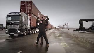 Dünyanın en ağır yükü tam 750 Ton Volvo FH Tır