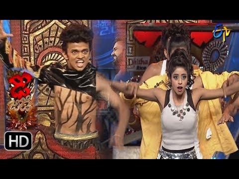 Dhee Jodi | Grand Finale | 14th June 2017| Full Episode | ETV Telugu