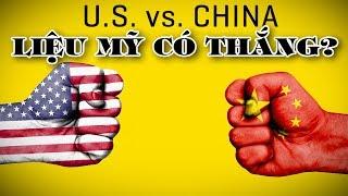 Mỹ sẽ thắng trong cuộc chiến thương mại với trung Quốc?