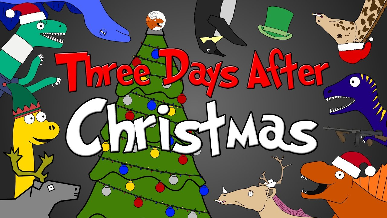 Three Days After Christmas [Full Movie] - YouTube