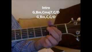 Have I Told You Lately? (By Van Morrison) Practice Video with chords and lyrics.