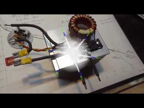RE-EMF Charger Module 8 A