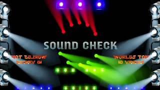 Ude G Ambe Ude - Sound Check _DJ ABHISHEK