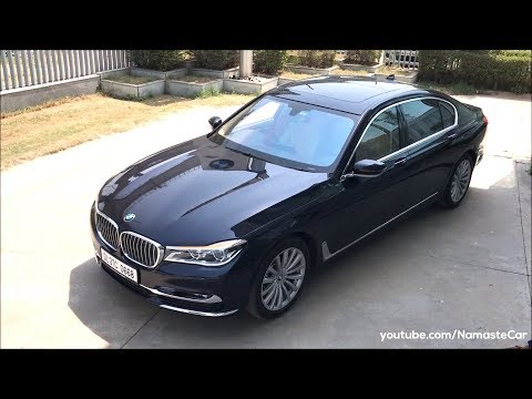 BMW 7 Series 730Ld DPE Signature G11 2018 | Real-life review