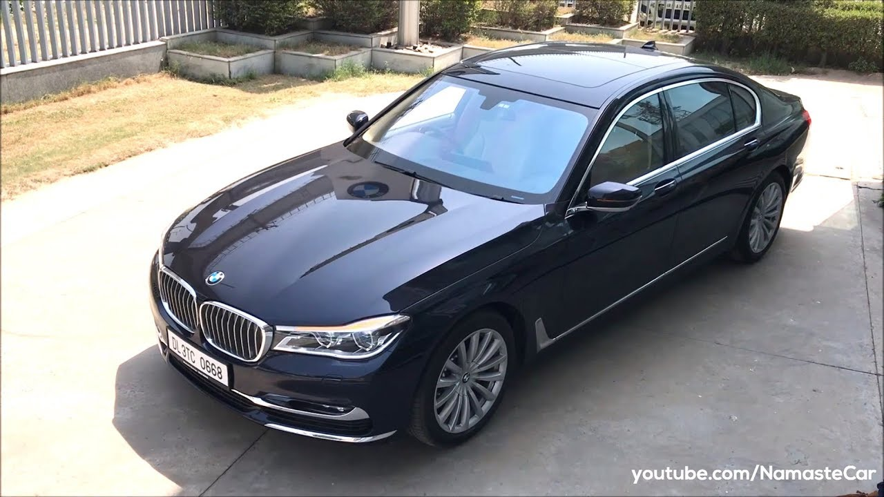 Bmw 7 Series 730ld Dpe Signature G11 2018 Real Life Review