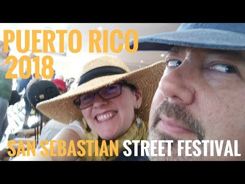 San Sebastian Street Festival 2018 [Travlog Ep 7]