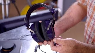 tested in depth high end headphones and amps