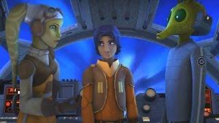 Звёздные войны. Повстанцы - Собирая силы - Сезон 1, Серия 9