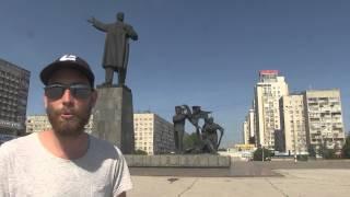 Nizhni Novgorod:  Courte visite, mais combien agréable! (Russie)
