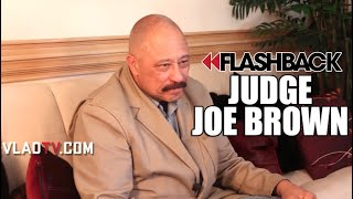 Judge Joe Brown: James Earl Ray Did Not Kill Martin Luther King (Flashback)