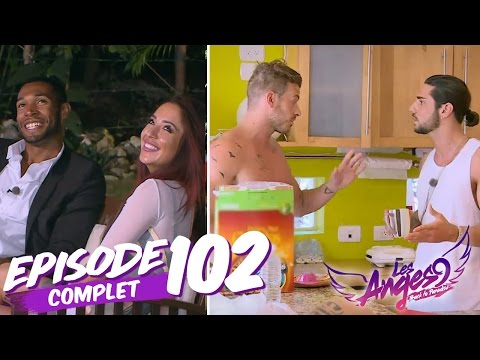 💸 Les Anges 9  (Replay) - Episode  102 : Emilie et Senna enfin en couple ?