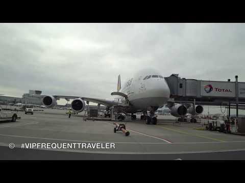 LUFTHANSA Flight Report ❌ A380 ❌ First | Business | Premium | Economy Class ❌ Munich to Hong Kong