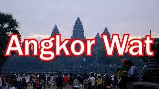 Angkor Wat Siem Reap Cambodia Thumbnail