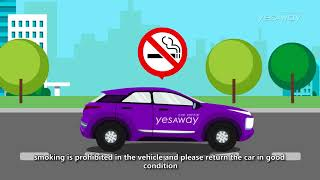 YESAWAY - How to rent a car in US
