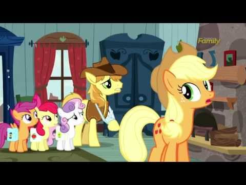 MLP: FiM — clip from S05E06 Appleoosa's Most Wanted