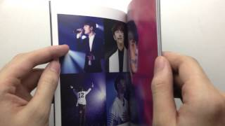 [Unboxing] EXO From. EXOPLANET #1 - The Lost Planet In Japan DVD & Blu-Ray Limited Edition