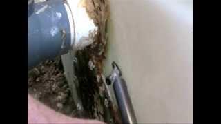 Polyethylene Tank Weld Repair