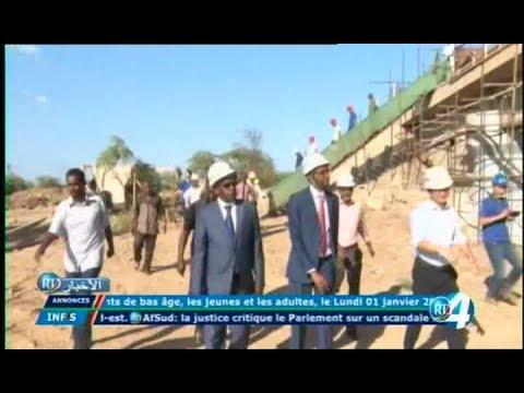 Télé Djibouti Chaine Youtube : JT Somali du 29/12/2017
