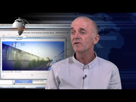 iHLS TV - Martin Kowen, Offshore and Perimeter Security