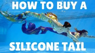 How to Buy a Silicone Mermaid Tail