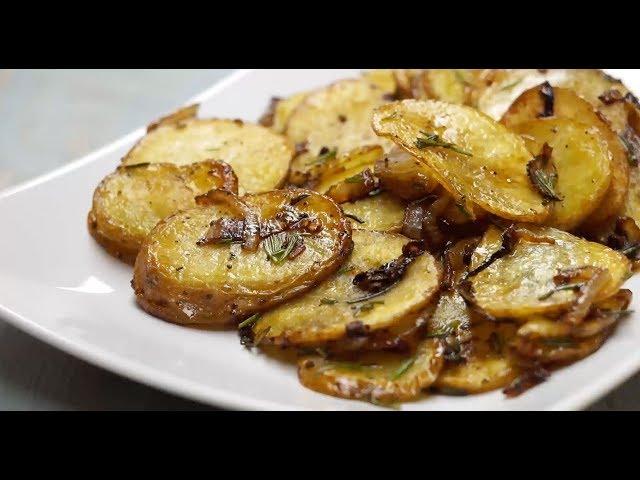 Karamelize Soğanlı Patates Tarifi, Nasıl Yapılır?