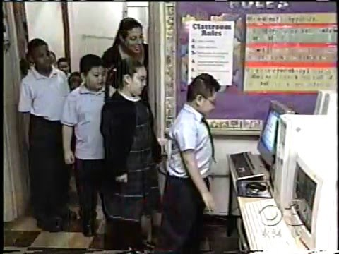 identiMetrics Finger Scanning System in Visitation BVM School