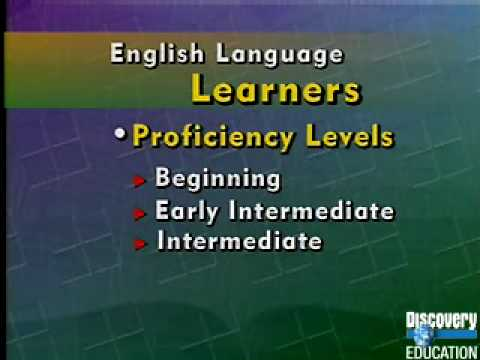 Proficiency Levels and Accommodations for Beginning to Advanced English Language Learners ELL