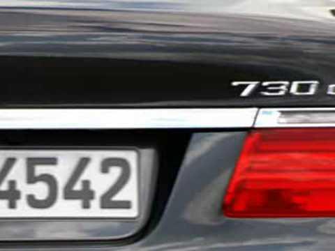 2009 BMW 7 Series F01 Exterior Views