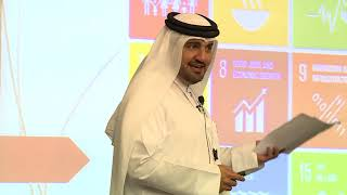Eng. Esam Amin Ahmed Almulla at the 3rd Annual Water & Energy Congress