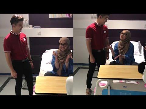 Alvin Chong ajar Emma Maembong nyanyi lagu cina